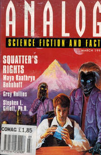 image of Analog. Science Fiction and Fact. Volume 113, No. 4. March 1993