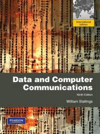 Data & Computer Communications
