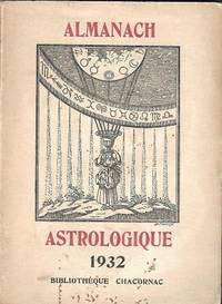 Almanach astrologique 1932