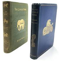 image of The Jungle Book (1st American, 1894); The Second Jungle Book (1st -- UK -- 1895)