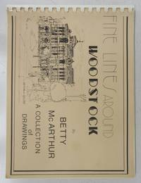 image of Fine Lines Around Woodstock: A Collection of Drawings