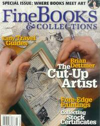 Fine Books & Collectibles; May/June 2008 (Number 33)