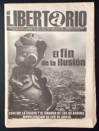 image of El Libertario. No. 56 (May-June 2009)