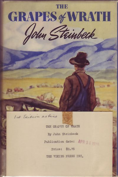 an overview of the dreams of the depression in the grapes of wrath by john steinbeck In the novel, grapes of wrath, by john steinbeck, depicts the struggles between upper class, middle class, and poor, migrant workers which show how natural human greed and selfishness amongst those with sustainable income increases tension between the separate classes.