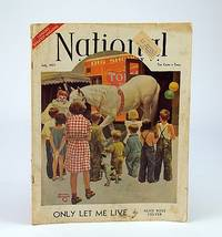 National Home Monthly Magazine, July 1937 - Canada's Place in Cricket / Albania's Soldier-King Seeks Million Dollar Queen