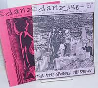 image of Danzine: an exciting quarterly for ladies in the 'biz [2 issues: vol. 1 nos. 5 and 6]