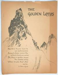 The Golden Lotus: a magazine dedicated to those who seek the way