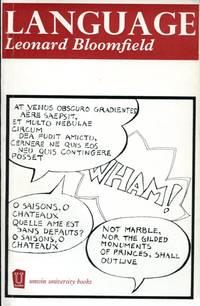 image of Language (Unwin University Books)