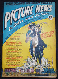 image of Picture News In Color and Action -- Vol. 1 No. 2 Feb. 1946