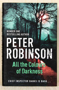 All the Colours of Darkness (UK Signed Copy)