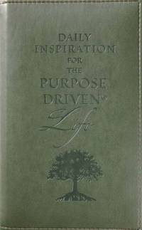 Daily Inspiration for the Purpose-Driven? Life by Rick Warren - Hardcover - 2003 - from ThriftBooks (SKU: G0310806380I5N00)