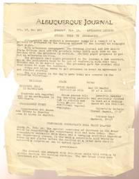 Albuquerque Journal. Vol. 17, No. 262. Feb. 15, 1923