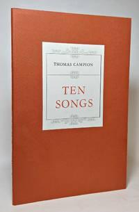 image of TEN SONGS