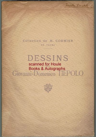 First edition. 4to (10 ¾