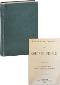 Evidences of Progress Among Colored People