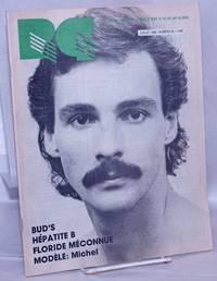 image of Le mensuel RG [Revue Gai] idées, opinions, commentaires, échanges et pointes de vue des Gais du Québec; vol. 2, #23, Juillet 1984: Floride Méconnue