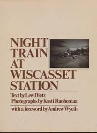 Night Train At Wiscasset Station