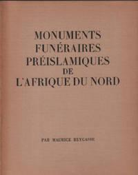 Monuments funéraires préislamiques de l'afrique du nord
