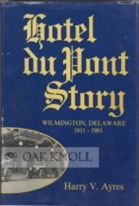 Wilmington: Serendipity Press, 1984. cloth, dust jacket. 8vo. cloth, dust jacket. xiv, 209 pages. Fi...