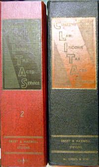 image of Current Law Income Tax Services. Volume 1 & 2