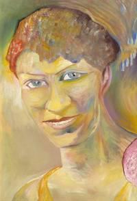 Head: Woman Smiling