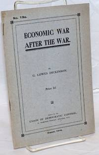 Economic War After the War