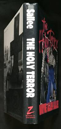 THE HOLY TERROR; A Novel by Wayne Allen Sallee