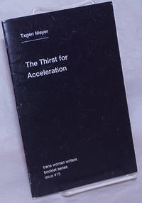 image of The Thirst for Acceleration