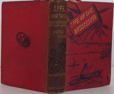 Chatto & Windus, 1883. 1st Edition. Hardcover. Very Good/No Jacket. Very good first U.K. edition, fi...