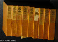ODES AND EPODES OF HORACE [9 OF 10 SLIPCASED VOLUMES]