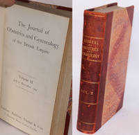 image of The journal of obstetrics and gynaecology of the British empire volume II July to December, 1902