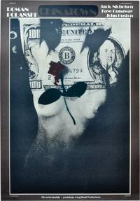 Chinatown (Original Polish poster for the 1974 film)