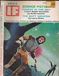 image of Worlds of IF Science Fiction. Volume 17, No. 2. Issue No. 111. February 1967