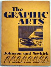 The Graphic Arts by  H. William Johnson - Paperback - Edition Unstated - 1942 - from Dennis Holzman Antiques and Biblio.co.uk