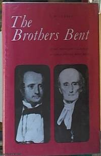 image of The Brothers Bent; Judge-advocate Ellis Bent and Judge Jeffery Hart Bent