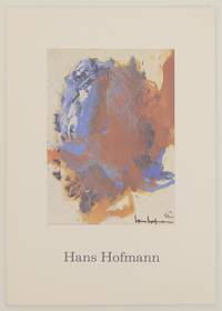 image of Hans Hofmann: Paintings on Paper: 1958-1965