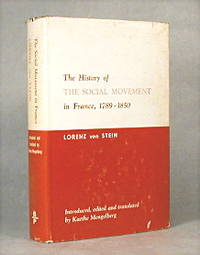 image of The History Of The Social Movement In France, 1789-1850