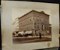 Large photograph by W. Knowlton - the corner of Fourth Avenue and 23rd street, New York City circa 1900