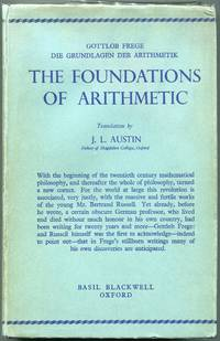 The Foundations of Arithmetic; A Logico-Mathematical Enquiry into the Concept of Number
