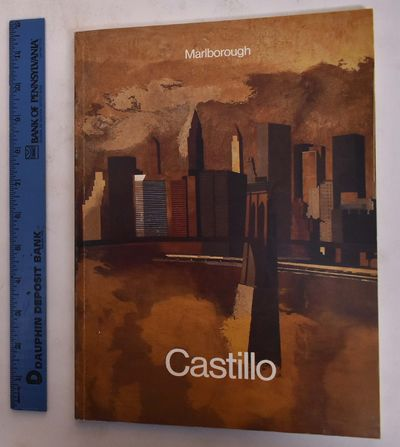 New York: Marlborough Gallery, 1989. Paperback. VG. Color-illustrated wraps with white lettering. 50...
