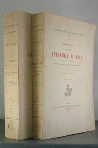 Le Proces du Poete Theophile de Viau [2 Volumes]