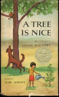 Tree Is Nice by  Janice May Udry - First Edition - 1959-01-01 - from Mark Lavendier, Bookseller (SKU: SKU1030225)