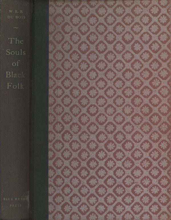 theme analysis of souls of black folk by w e b du bois 10 major accomplishments of w e b du bois it is a collection of 14 essays in which he explores and defines some of the key themes of the african-american experience like his famous concept of double-consciousness cover of the souls of black folk of web du bois.