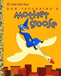 image of LGB Mother Goose (Little Golden Books (Random House))