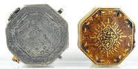 [Miniature octagon-shaped Koran]