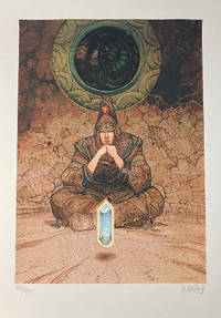 image of Starwatcher au Crystal - Limited Edition Print (Signed)