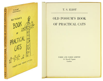 Old Possum's Book of Practical Cats.