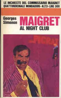 MAIGRET AL NIGHT CLUB