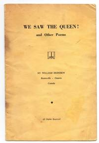 We Saw The Queen! and Other Poems