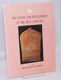 The nature and development of the Thai language